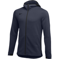 Nike Team Dry Showtime Full-Zip Hoodie - Men's - Navy / Black