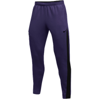 Nike Team Dry Showtime Pants - Men's - Purple / Black