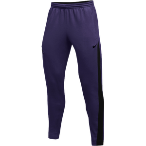 Nike Team Dry Showtime Pants - Men's - Purple/Black