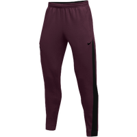 Nike Team Dry Showtime Pants - Men's - Cardinal / Black