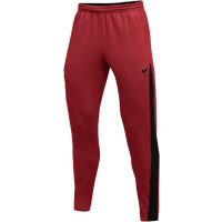 Nike Team Dry Showtime Pants - Men's - Red / Black