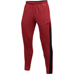 Nike Team Dry Showtime Pants - Men's - Scarlet/Black