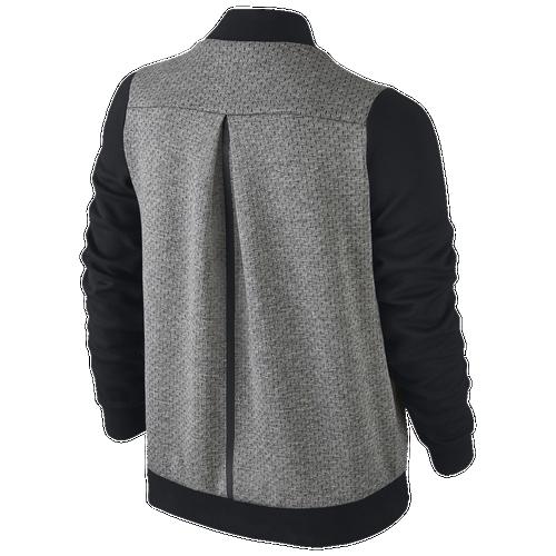 d1169746d9cf Nike Tech Fleece Full-Zip Jacket - Girls  Grade School - Casual ...