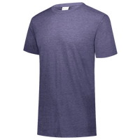 Augusta Sportswear Team Tri-Blend T-Shirt - Men's - Navy