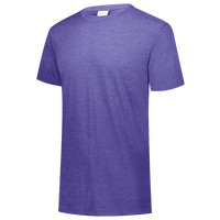 Augusta Sportswear Team Tri-Blend T-Shirt - Men's - Purple