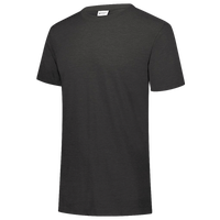 Augusta Sportswear Team Tri-Blend T-Shirt - Boys' Grade School - Black