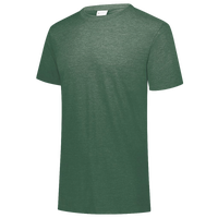 Augusta Sportswear Team Tri-Blend T-Shirt - Boys' Grade School - Green