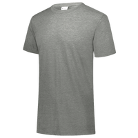 Augusta Sportswear Team Tri-Blend T-Shirt - Boys' Grade School - Grey