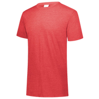 Augusta Sportswear Team Tri-Blend T-Shirt - Boys' Grade School - Red