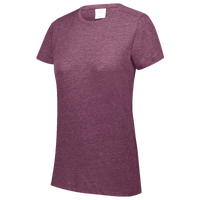 Augusta Sportswear Team Tri-Blend T-Shirt - Women's - Purple