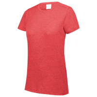 Augusta Sportswear Team Tri-Blend T-Shirt - Women's - Red