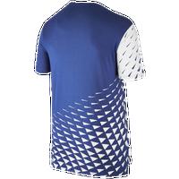 40af851c Nike Kyrie Art 1 T-Shirt - Men's - Kyrie Irving - Blue / White
