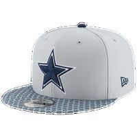 0063419a6ab New Era NFL 9Fifty Sideline Snapback - Men s - Dallas Cowboys - Grey   Navy