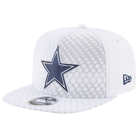 84a75b9e58da77 New Era NFL 9Fifty Color Rush Snapback - Men's - Dallas Cowboys - White /  Navy