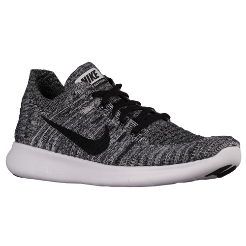 Nike Free Rn Flyknit Men Black