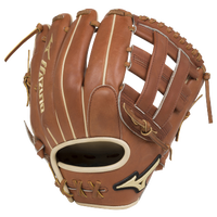 Mizuno Pro Select GPS1-600D Fielder's Glove - Men's - Brown / Tan