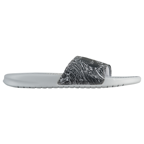 Nike Benassi JDI Slide Men's Wolf Grey/Anthracite 31261005