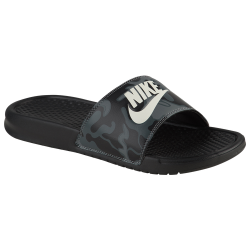 d0c2eb4c5e Nike Benassi JDI Slide - Men s - Casual - Shoes - Black Summit White