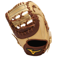 Mizuno Classic Pro Soft First Base Mitt - Men's - Tan / Brown