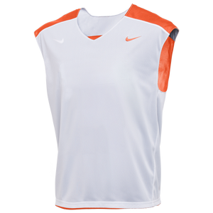 Nike Team Core Reversible Pinnie - Men's - Orange/White