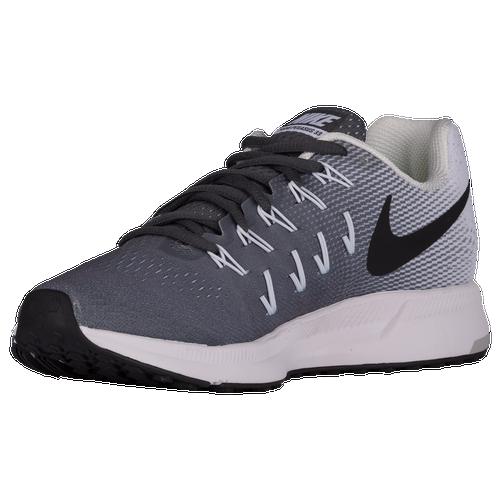 Nike Air Zoom Pegasus 33 - Women s - Running - Shoes - Dark Grey White Black d0db87b8e1