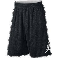 3b4dc5a13d3def Jordan Ele Print Shorts - Men s - Black   White