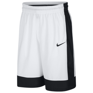 Nike Fastbreak Shorts - Men's - White/Black/Black