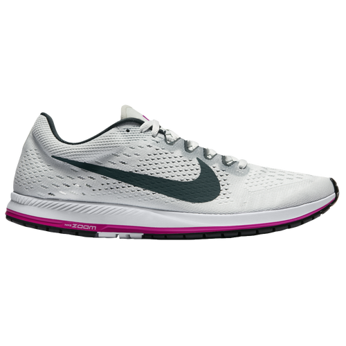 Nike Zoom Streak 6 - Men's Track & Field - Barely Grey/Deep Jungle/Fuchsia Blast 31413005