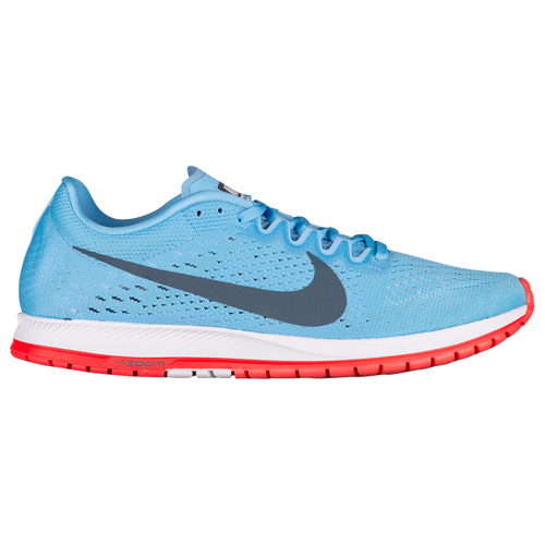 online store d40c1 b44bc Nike Zoom Streak 6 - Men s - Track   Field - Shoes - Football Blue Blue  Fox Bright Crimson
