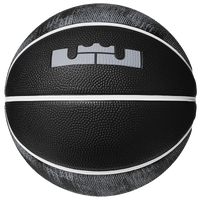 Nike LeBron Mini Basketball -  Lebron James - Black / Grey