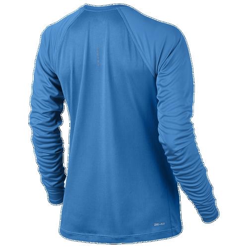 d7025eaa82ca Nike Dri-FIT Miler Long Sleeve T-Shirt - Women s - Running ...