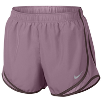 "Nike Dri-FIT 3.5"" Tempo Shorts - Women's - Purple"