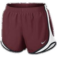 Redwhite Women's Fit Nike Tempo Dri Shorts 5 Team 3 Clothing zwAwf