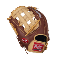 Rawlings Gamer G315-6DBC-0/3 Fielder's Glove - Brown / Tan