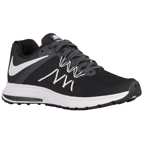 25052342ac5c Nike Air Zoom Winflo 3 - Women s - Running - Shoes - Black ...