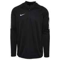 Nike Team Squad 17 Drill 2 Top - Men's - Black