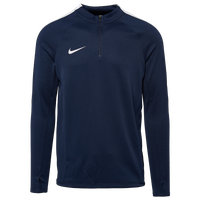 Nike Team Squad 17 Drill 2 Top - Men's - Navy