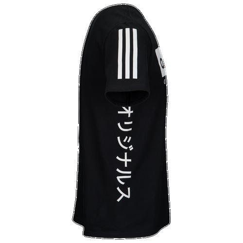 info for 8f2d7 a4392 adidas Originals Graphic T-Shirt - Menu0027s - Black  White