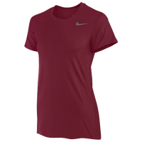 Nike Team Legend Short Sleeve T-Shirt - Women's - Pink / Pink