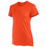 Nike Team Legend Short Sleeve T-Shirt - Women's - Orange / Orange