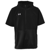 Under Armour Team Team Evo S/S Cage Jacket - Men's - Black