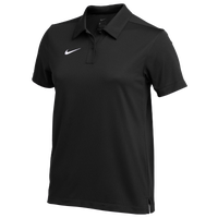 Nike Team Franchise Polo - Women's - Black