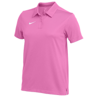 Nike Team Franchise Polo - Women's - Pink