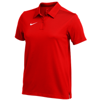Nike Team Franchise Polo - Women's - Red