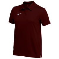 Nike Team Franchise Polo - Women's - Maroon