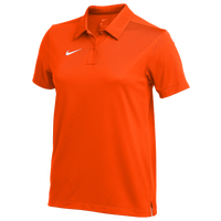 Nike Team Franchise Polo - Women's - Orange