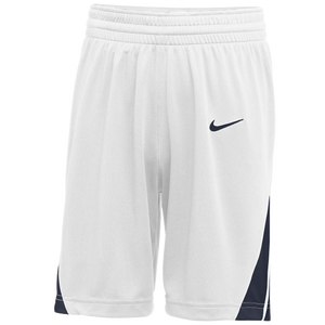 Nike Team National Shorts - Men's - White/Navy