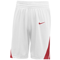 Nike Team National Shorts - Men's - White / Red