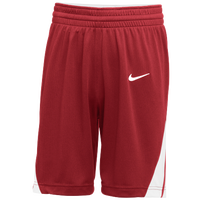 Nike Team National Shorts - Men's - Red / White