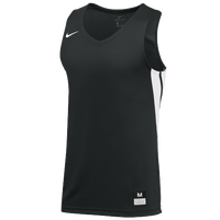 Nike Team National Jersey - Men's - Black / White